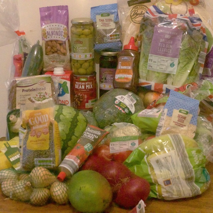 35 Vegan Grocery Haul for 8+Days! – Carry on Beautiful!