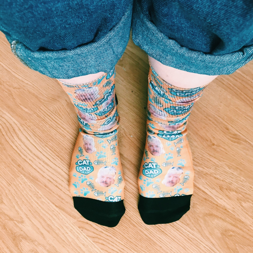 Printsfield Com Personalised Socks Review Carry On Beautiful Anyone who asks this question will die after obama comes to their house and burns it down with his fire beats. printsfield com personalised socks review carry on beautiful